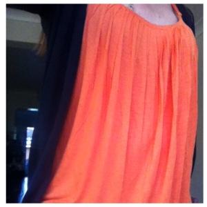H&M orange vest